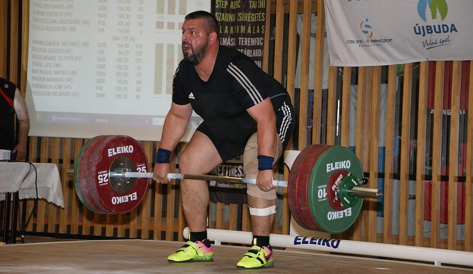 BAC Zweigverein Gewichtheben