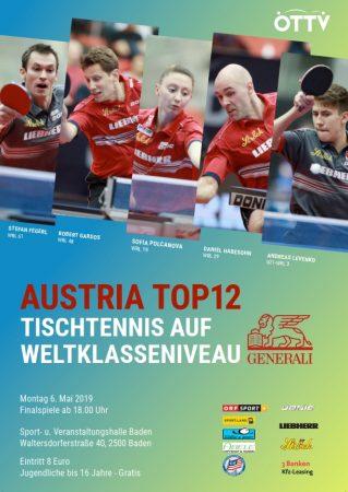 Austria Top12 - Tischtennis