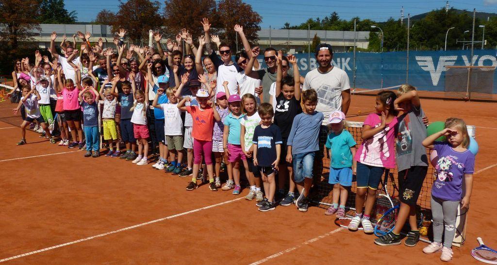 BAC Zweigverein Tennis - Familiensportfest 2018