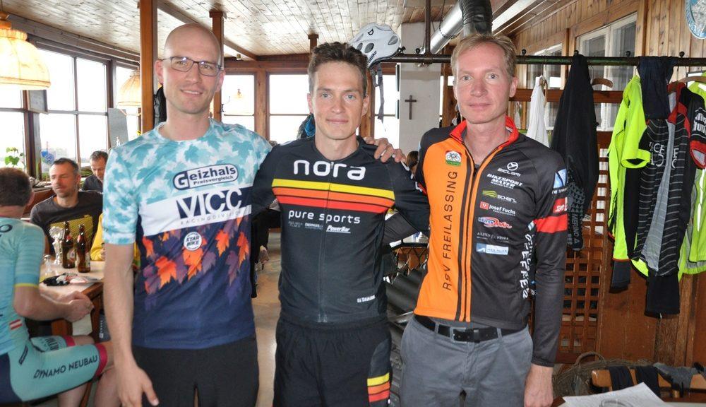 Tagesschnellste Hocheckbergrennen 2019 - Badener AC Radsport
